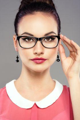Retro Chic Eyeglasses
